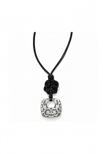 Interlok Knot Reversible Necklace