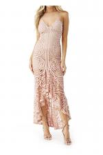 Olayee High Low Dress