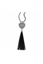 Cordoba Long Tassel Necklace