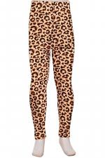 High Waist Leopard Print Legging