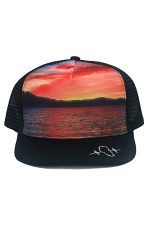 Sunset Mesh Back Hat