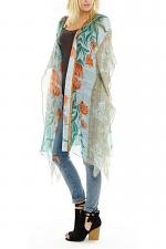 Rusted Field Kimono