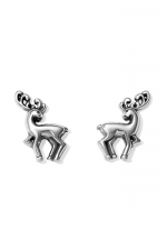 Holiday Cheer Prancer Mini Post Earrings
