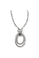 Interlok Rings Necklace