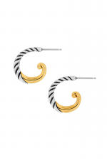 Kindred Post Hoop Earrings