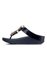 c51d5aaa1 Deco Pearlised Patent Toe-Thongs. FitFlops. Deco Pearlised Patent  Toe-Thongs.  109.95. Qty. 1. Add to cart. Flat Black  Ombre Greens.  Havaianas by Lori Jack