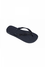 Black Flip Flop with The Midnight AB