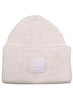 Beanie with Rubber Patch