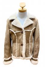 Stony Shearling Jacket