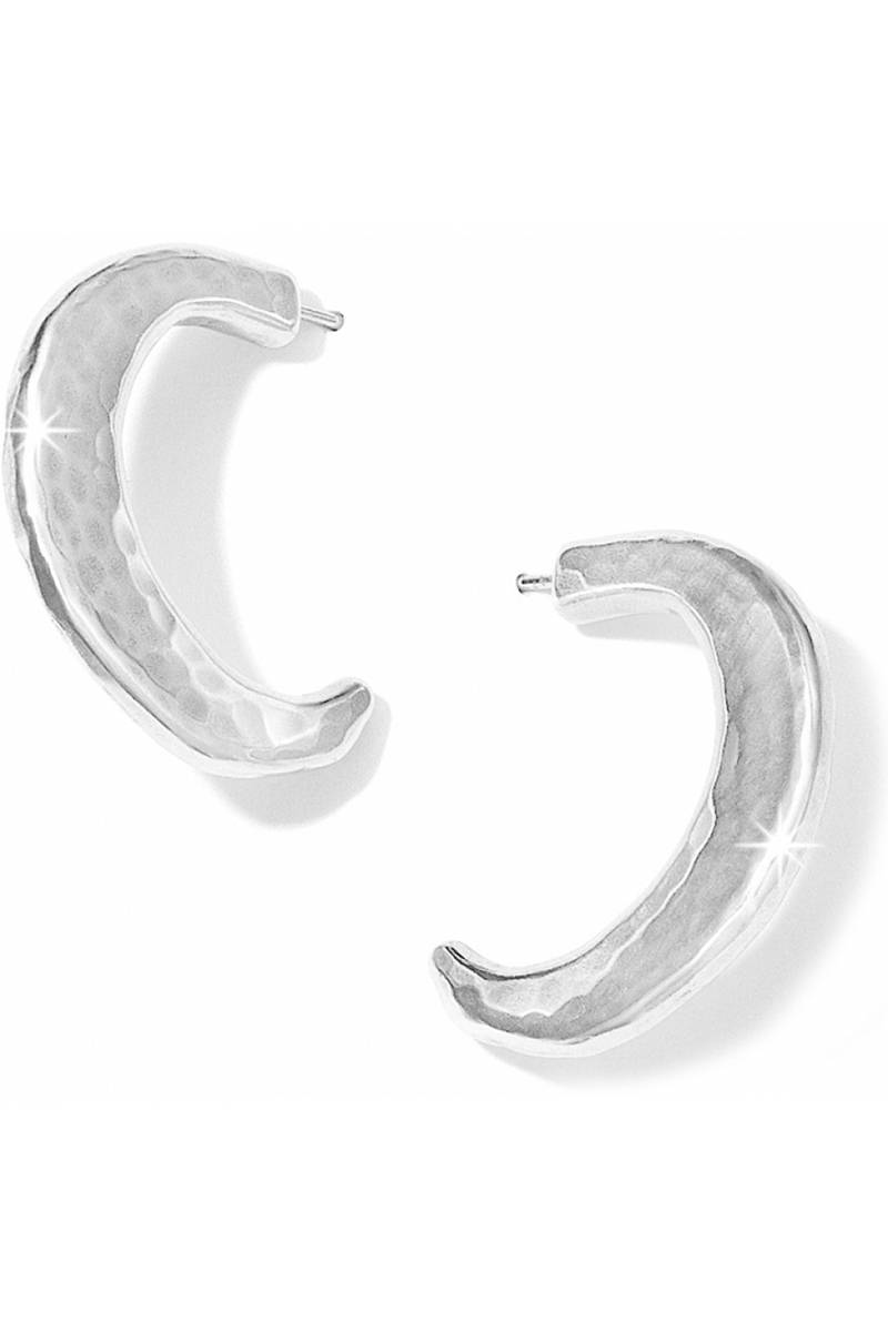Ballantyne Narrow Hoop Earrings