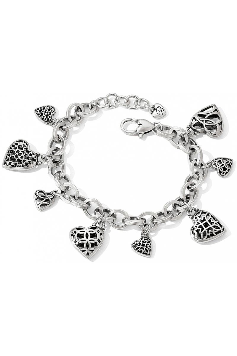 Limitless Heart Charm Bracelet