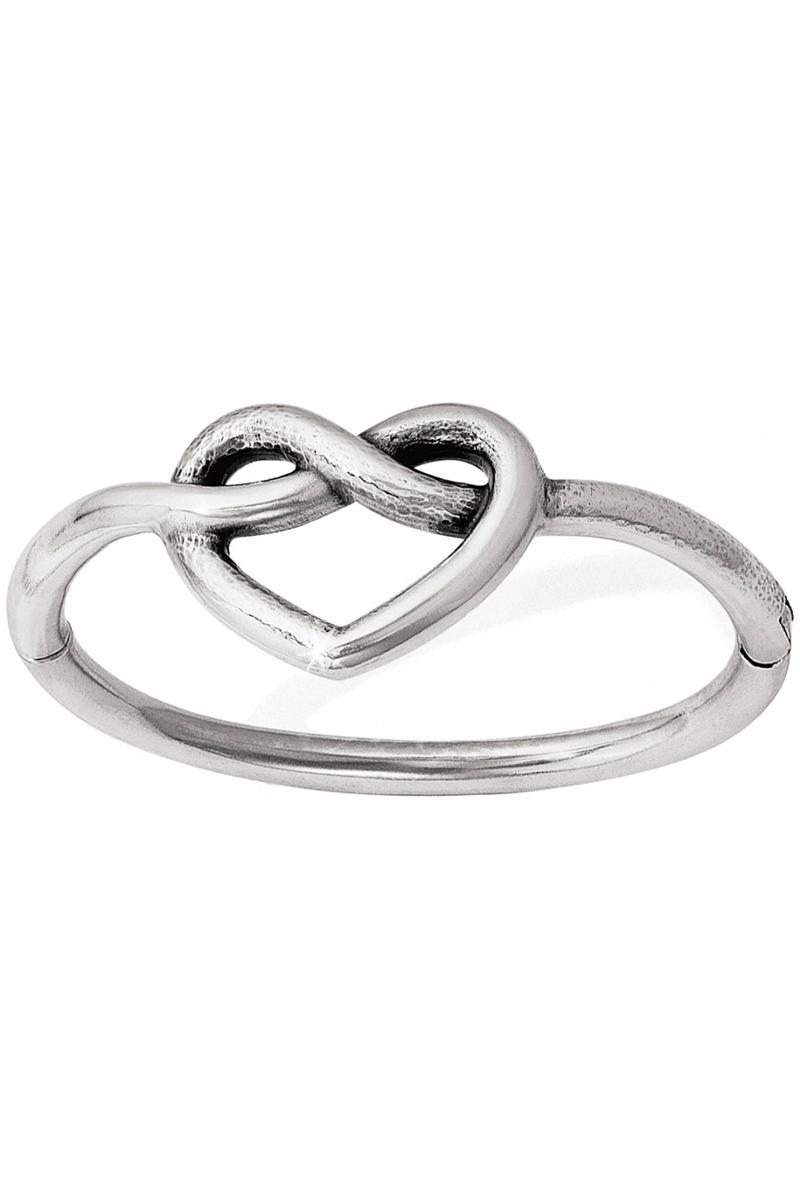 Heart Loop Bangle