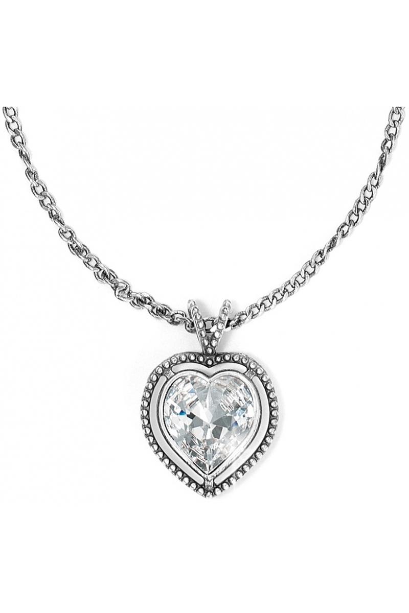 Ecstatic Heart Mini Necklace