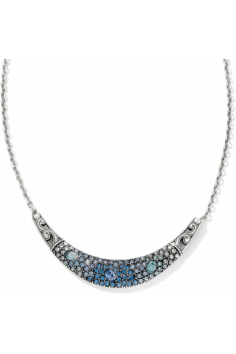 Crystal Voyage Collar Necklace