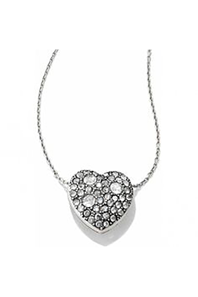 Anatolia Reversible Heart Necklace