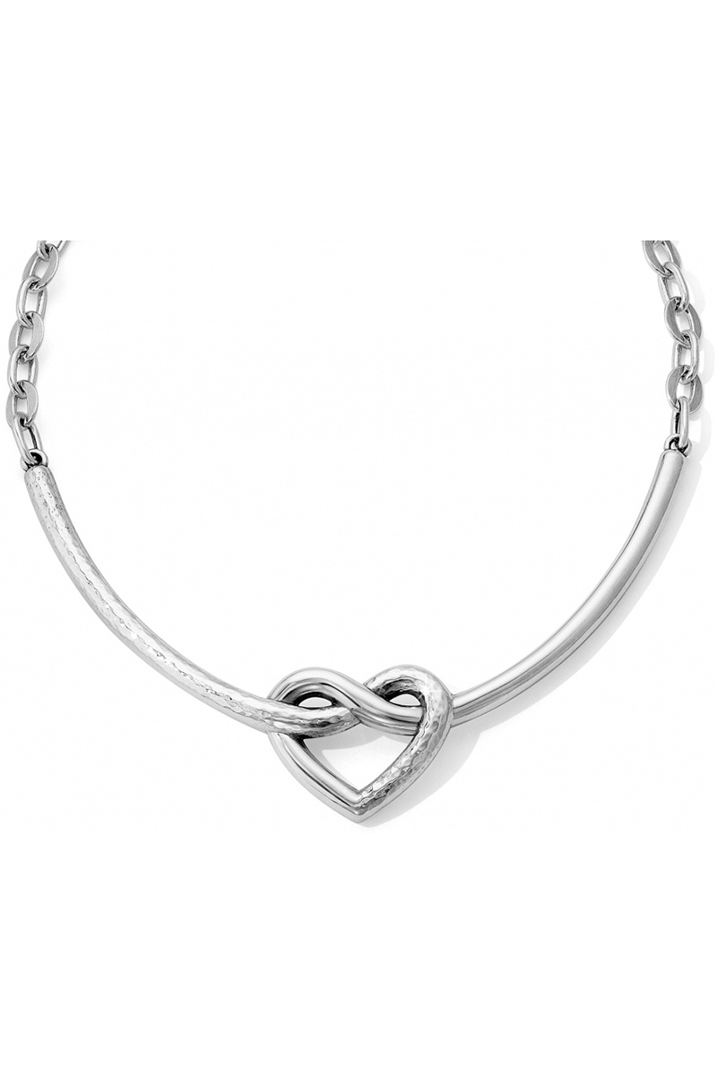 Heart Loop Necklace