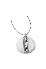 Mingle Disc Necklace