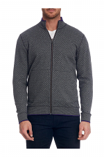 Mullhare Full Zip Knit