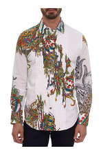 Stardust Embroidered Sports Shirt