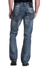 Men's Aiden T4 Straight Leg Jeans