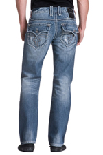 Men's Billy T2 Straight Leg Jeans