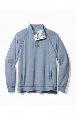 Cedar Springs Snap-Mock Sweatshirt