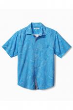 Lahaina Leaves Camp Shirt