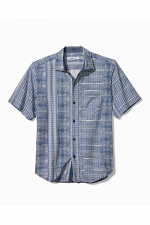 Bay Street Blues Camp Shirt