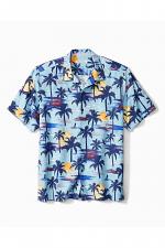 Soleil Palms Island Zone Camp Shirt