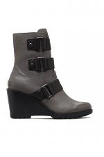 After Hours Leather Bootie