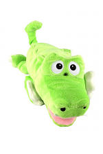 Alligator Electronic Plush
