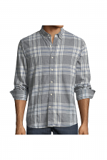 Jimmy Plaid Relaxed Fit Shirt