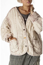 Cotton Quilted Tulay Puff Jacket