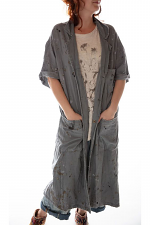 Cotton Twill Workshop Coat