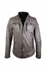 Cove Elephant Leather Jacket