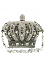 Crowning Glory Embellished Handbags