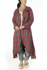 Heart Applique Emery Coat