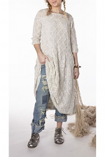 Hand Crochet Sherbourne Lace Dress