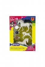 Horse family Paint & Play