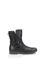 Simmens Boots in Black