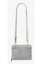605 North Embossed Crossbody Bag