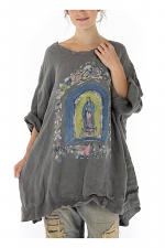 Mary Nicho Francis Pullover