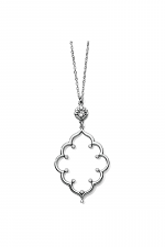 Journey To India Lotus Necklace