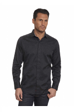 Rosendale Sport Shirt in Black