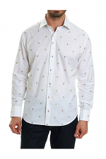Palm Leaves Sport Shirt