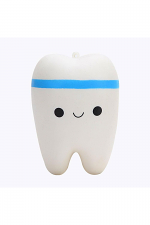 Slow Rising Squishies Baby Tooth