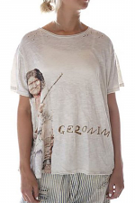 Cotton Jersey Geronimo Riffle T