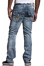 Alternative Straight Leg Tucker A5 Jean