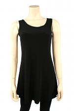 Tank Dress, Black