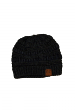 Knitted Mixed Beanie